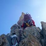 Traversée entre les sommets du Tour